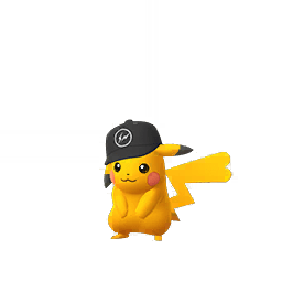 Pikachu con il berretto Fragment Hat