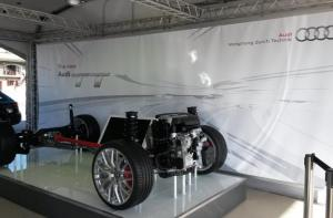 Proyect planning and support for AUDI TT presentation in Marbella and ASCARI RACING TRACK (1)