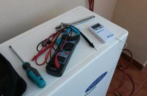 Technical Service of air conditioner in Marbella (3)