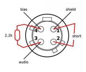 Telex microphone wiring diagram  24h schemes