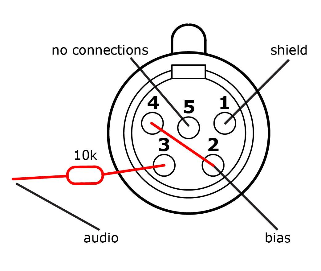 Bluetooth Wireless Headset Schematic Diagram