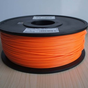 Filamento HIPS 1.75mm 1KG Arancione ESUN HIGH QUALITY GARANTITA SU MAKERBOT, MULTIMAKER, ULTIMAKER, REPRAP, PRUSA