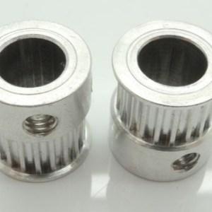 1 Pezzo Puleggia GT2-20T-6.35 6mm
