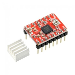 3D printer Red A4988 Stepper Motore Driver Carrier