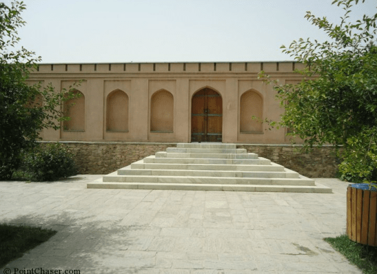 Babur's Tomb Enclosure