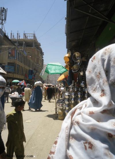Mandaii Market, Kabul