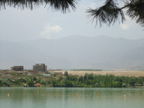 Qargha Lake, Afghanistan