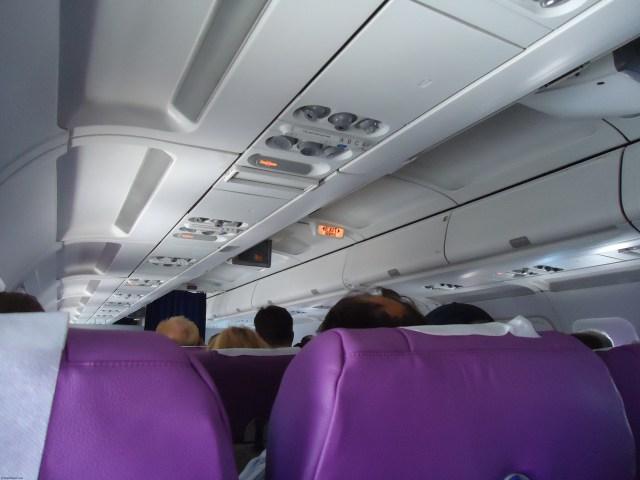 Safi Airways Economy Class