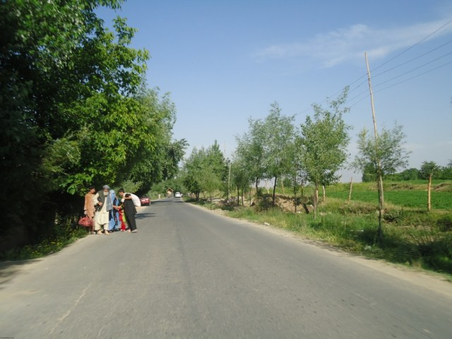 Paghman Locals