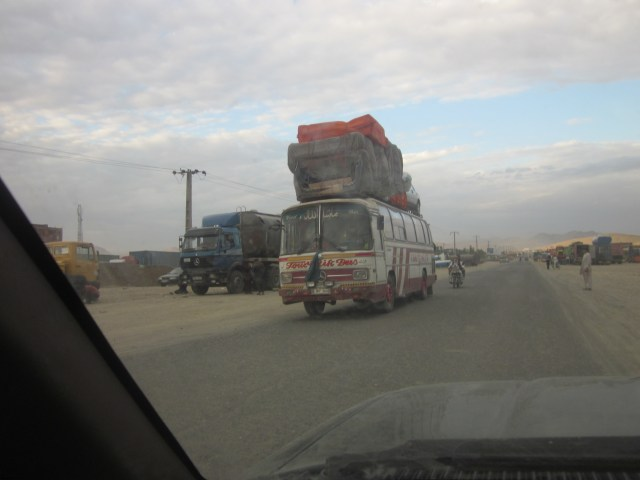 On the way to Arghandeh