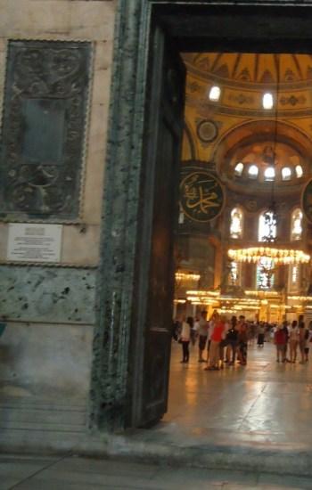 Imperial Gate Hagia Sophia