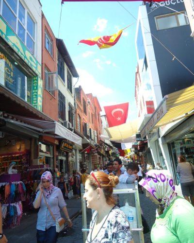 Egyptian Spice Bazaar Istanbul
