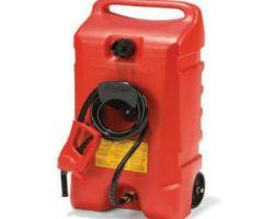 Weirdest Skymall Products - The 14-Gallon No Spill Portable Gas Pump