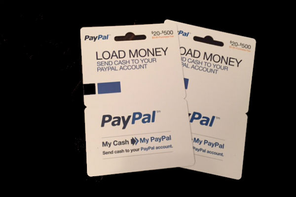 Guide to Manufactured Spending: Paypal My Cash Reload Card