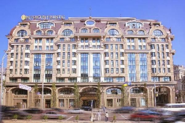 Intercontinental Kiev IHG Rewards Club
