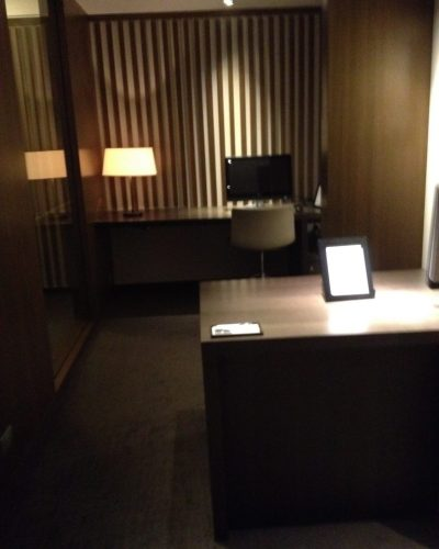 Park Hyatt Sydney Business Center Work Space