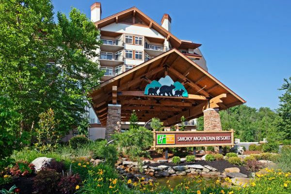 Holiday Inn Club Vacations Smoky Mountain Resort TN