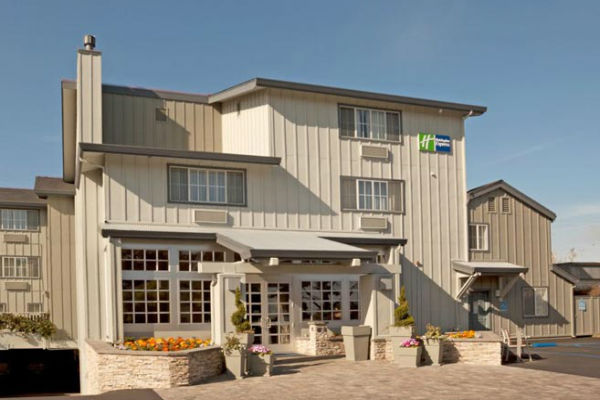 IHG Rewards Club Holiday Inn Express Cannery Row Monterey