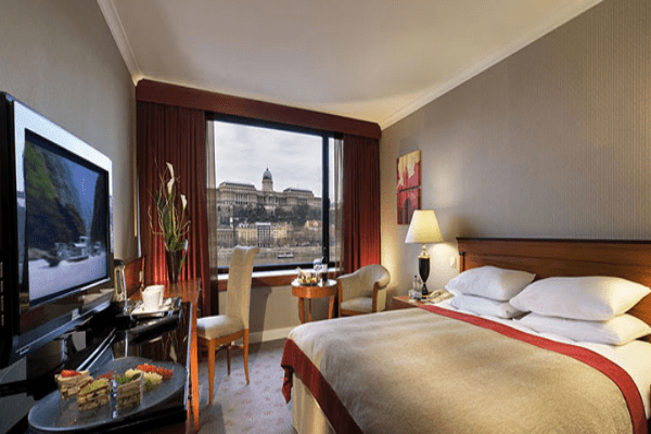 IHG Rewards Club Intercontinental Budapest Hungary