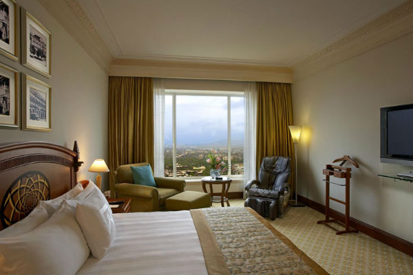 ITC Grand Central Mumbai - One of the Best Category 4 Starwood Hotels