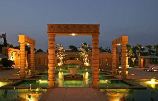 Le Meridien Angkor Pool Source: Hotel website
