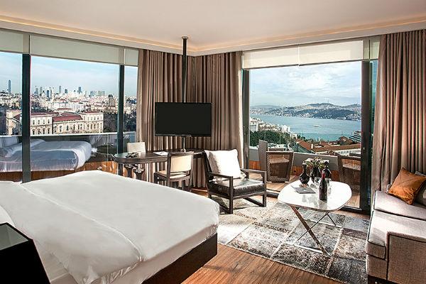 Gezi Hotel Bosphorus, Istanbul - One of the Best Category 4 SPG Hotels