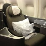 When to Redeem Arrival Miles for a First Class Ticket