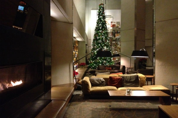 Grand Hyatt San Francisco Lobby