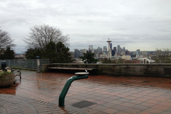 Kerry Park Seattle