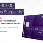 5 Reasons to Get the 30,000 Point Starwood Preferred Guest Amex Card