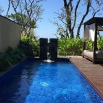 Conrad Bali Resort Pool Suite Review