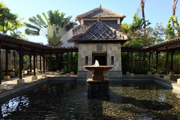Conrad Bali Jiwa Spa