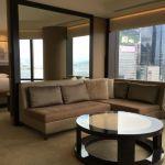 Review: Grand Hyatt Hong Kong Grand Suite & Club Lounge