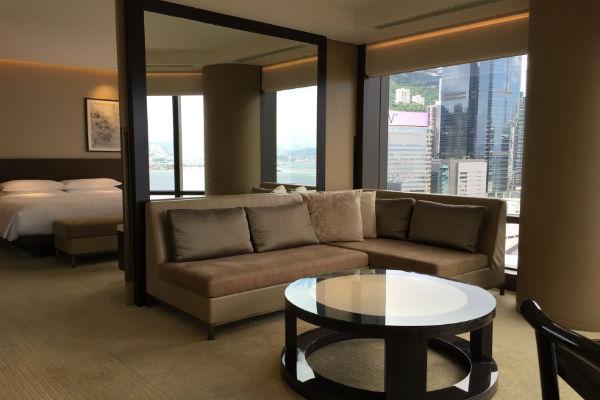 The Grand Suite at Grand Hyatt Hong Kong