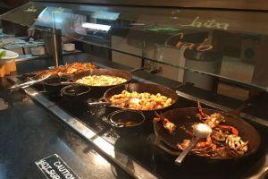 Hyatt Ziva Los Cabos La Plaza Buffet Seafood Station
