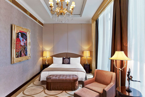 Best Starwood Hotels St. Regis Moscow Nikolskaya Superior Room