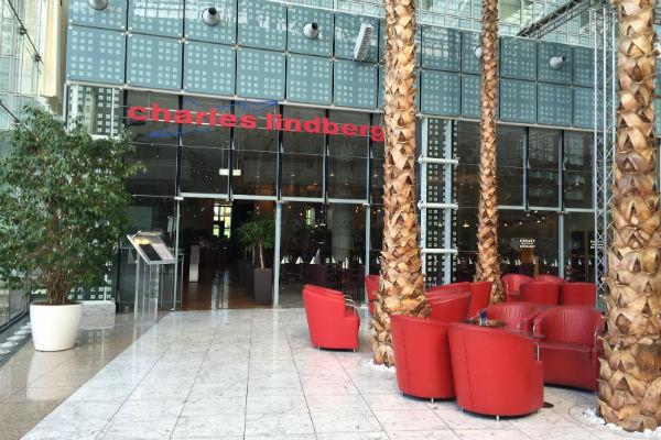 Hilton Munich Airport Hotel Charles Lindbergh Restaurant