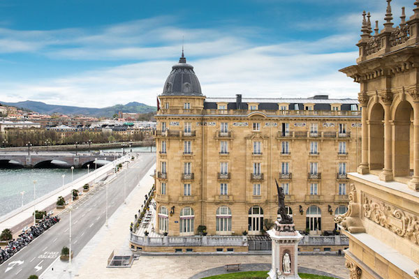 Best Category 6 SPG Hotel Maria Cristina San Sebastian