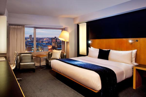 Best Category 6 SPG Hotel W Boston Wonderful Room