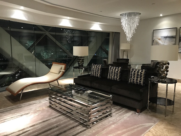 Executive Suite at Hyatt Capital Gate