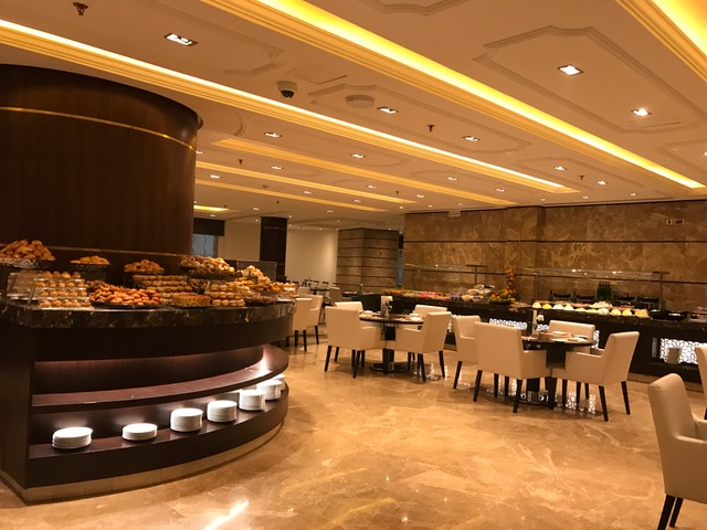 Acacia restaurant at Pullman ZamZam Madinah Hotel