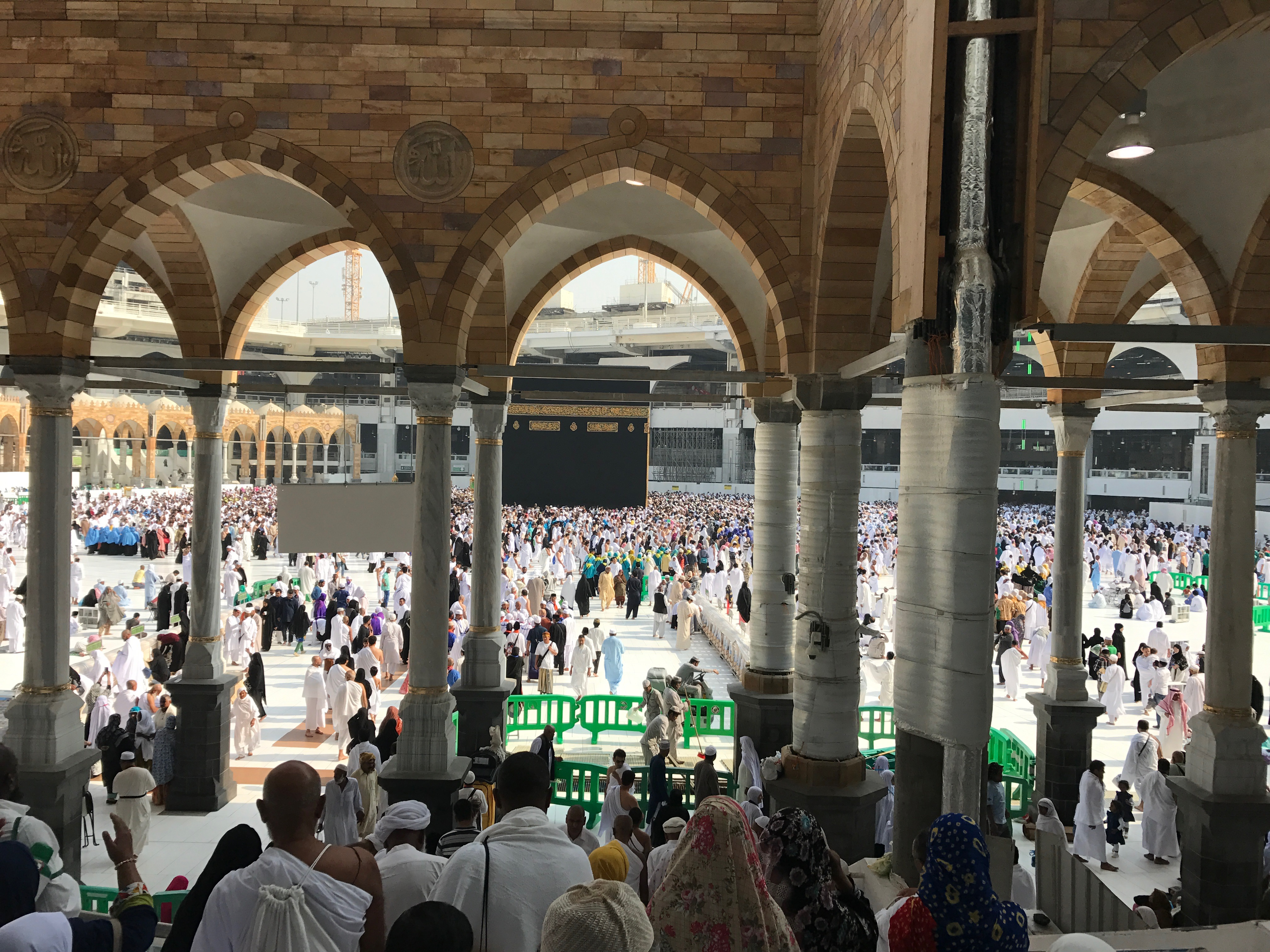 My Umrah Experience Inside Masjid Al Haram In Mecca Pointchaser
