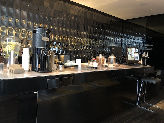 Andaz West Hollywood Review Lobby Free Snacks