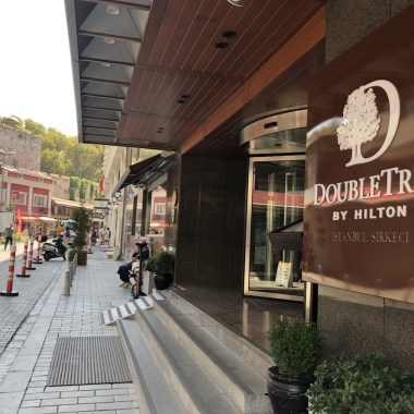 Doubletree Istanbul Sirkeci Review