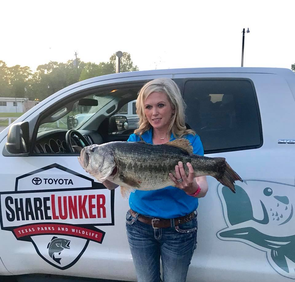 Texas Freshwater Weekly Fishing Report April 18 2018
