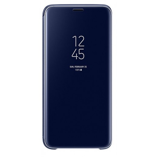 S9 clear view cover