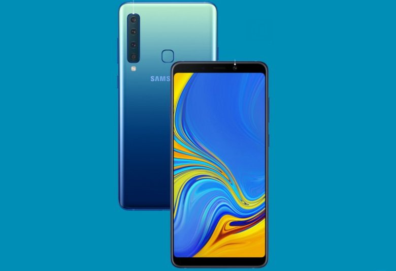 The Unveiling Of Samsung Galaxy A9 (2018) samsung galaxy a9 2018 launched