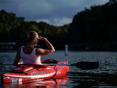 Kayaking Greece