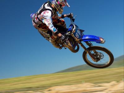 Motorbike Jumps Greece