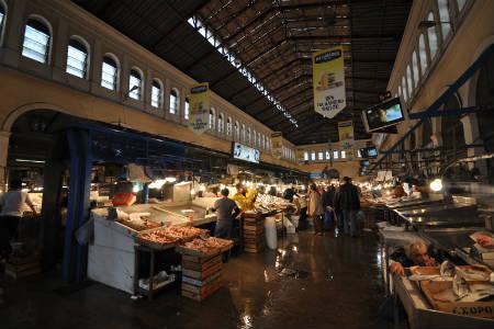 Central Market-Athens